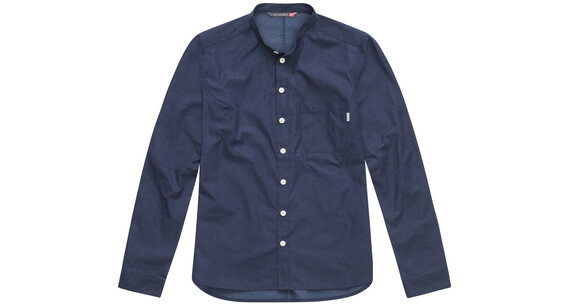 Haglöfs W's Edda LS Shirt DEEP BLUE DENIM